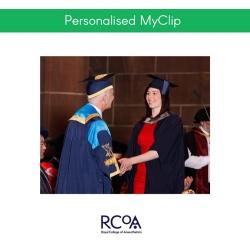 RCOA Personalised MyClip