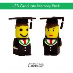 CUMBRIA USB Graduate Memory...