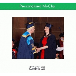 Cumbria Personalised MyClip