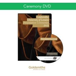 GOLDSMITHS CEREMONY DVD