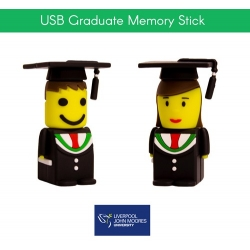 LJMU USB Graduate Memory Stick