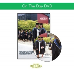 Oxford Brookes On The Day DVD